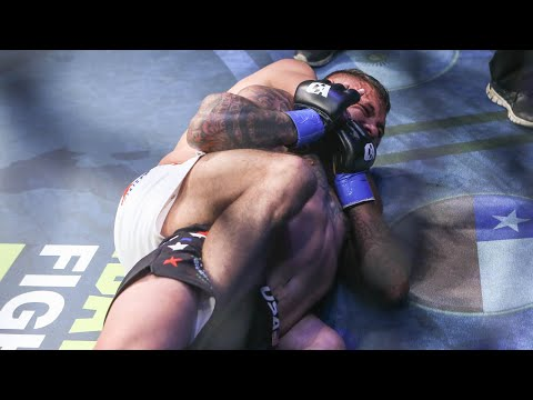 Michael Martinez vs Isaac Cruzado Full Fight | MMA | Combate San Antonio