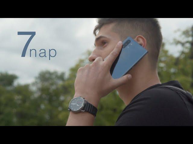 7 nap a Samsung Galaxy Note 10-zel
