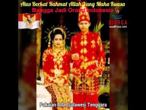 Pakaian Adat 34 Provinsi di Indonesia