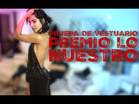 Prueba de Vestuario Premio Lo Nuestro/ ayúdame a elegir.