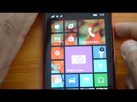 How to Take Screenshot on Windows Phone 8.1
