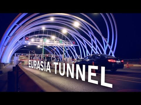 Supertube: Bosch technology keeps the Eurasia Tunnel safe and secure