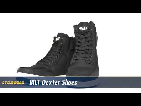 a5df04c1e1a Bilt Dexter Shoes - Cycle Gear