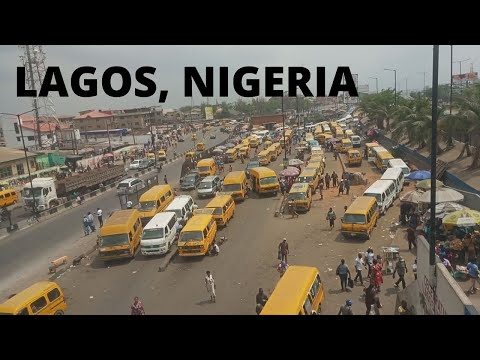 A VISIT TO OSHODI AND TRADE FAIR MARKET IN LAGOS NIGERIA/ A DAY IN MY LIFE VLOG
