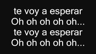 Juan Magan Feat. Belinda - Te Voy A Esperar ( letra )
