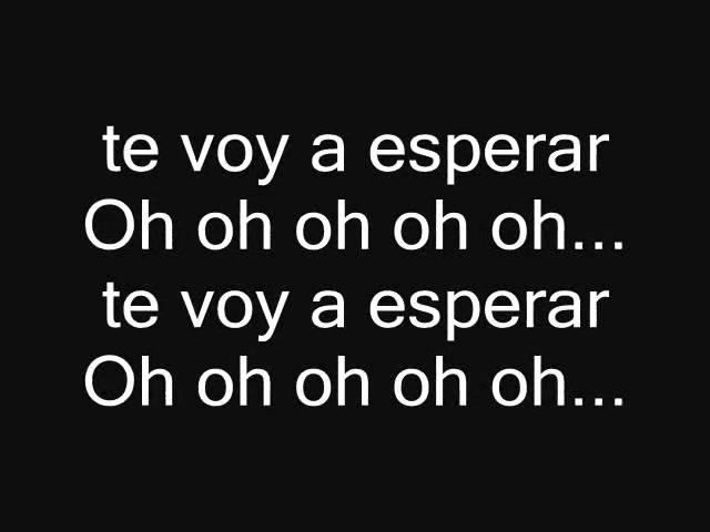 Juan Magan Feat Belinda Te Voy A Esperar Letra Youtube