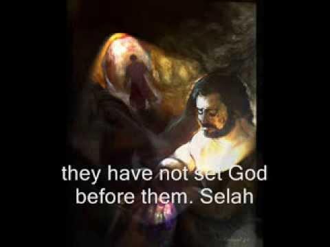 """Sing Full Psalm 54 KJV """"Save Me, O God"""""""