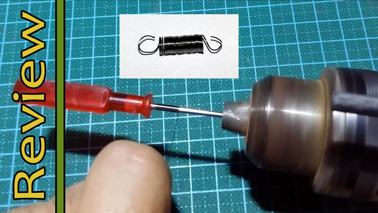 Stainless Steel 304 Wire from Banggood.com - Spring Made Easy - YouTube