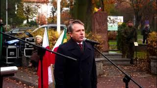 Miejskie obchody Święta Niepodległości 2019 - Jerzy Bauer
