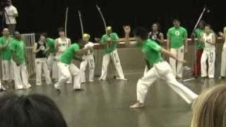 Capoeira Aché Brasil Batizado em Osaka Japão in Japan 11/06/2006
