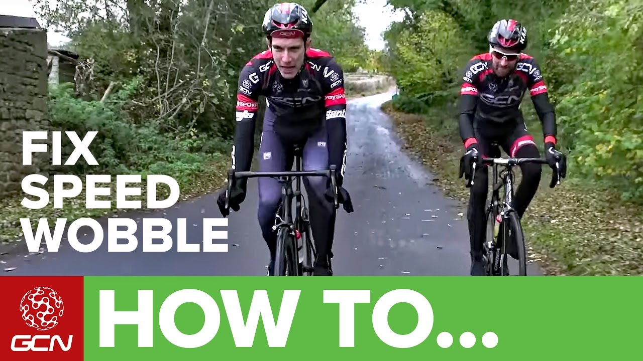 How To Solve Speed Wobble On Your Bike  e6db66757