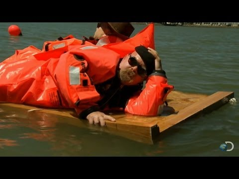 Titanic Survival Results | MythBusters