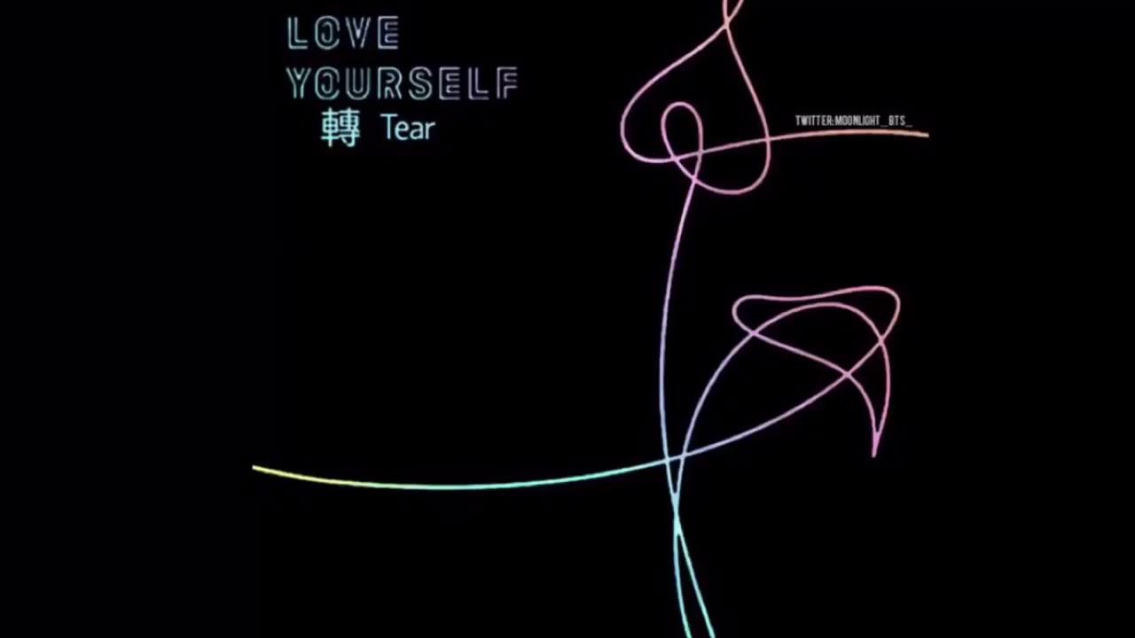 Fake love audio bts