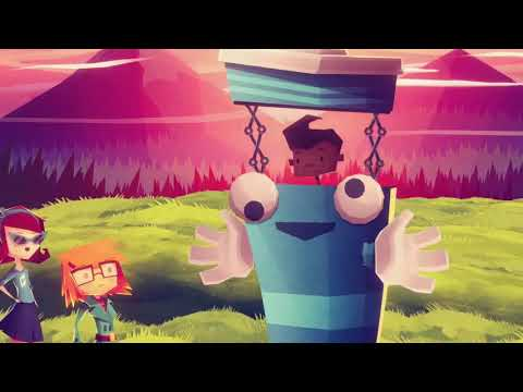 Jenny LeClue [Switch/PS4/PC] PC Release Date Trailer