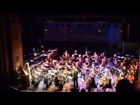 Potter Waltz | Patrick Doyle - by Binghamton Philharmonic [BP] (October 28, 2017 at Ithaca, NY)