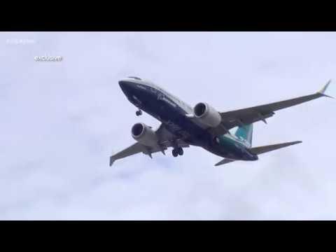 Boeing 737 Max investigation