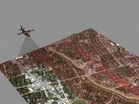 LiDAR Flight 02