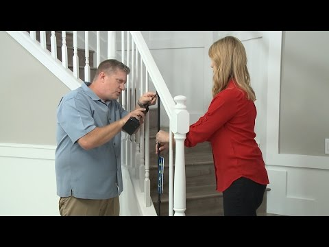 DIY: Transforming Your Staircase In 3 Easy STEPS!