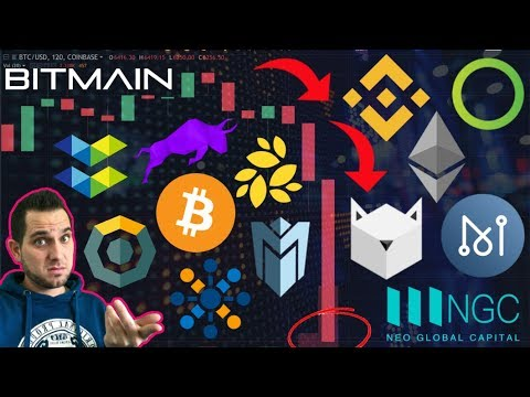 📉 Market Dump!!! BITMAIN Going Bankrupt? $BTC To $2MM 🚀 STOs Will Relace ICOs