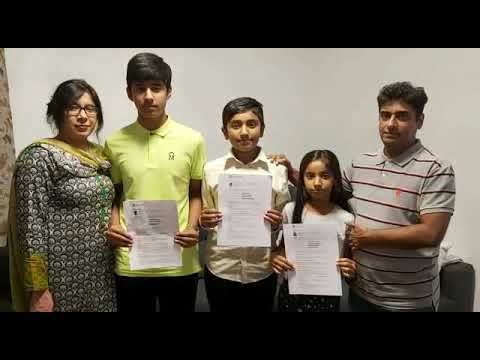 Meet The Pakistani Family In Lisbon Portugal Who Won Microsoft Certificate