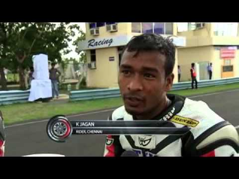 MMSC FMSCI INDIAN National Motorcycle Racing Championship 2014:- Round 2