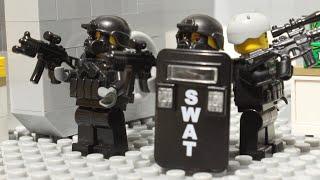 Lego Bank Heist- S.W.A.T.