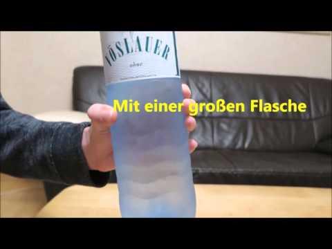 Wasser Gefriert In Wenigen Sekunden!