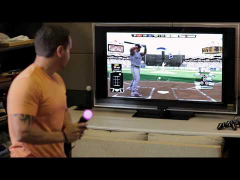 MLB 12 The Show - PS MOVE Live Gameplay