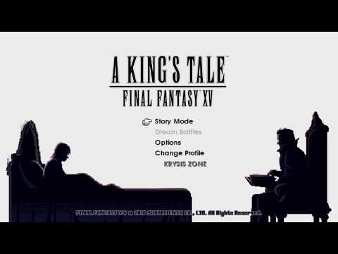 A King's Tale: Final Fantasy XV part 1