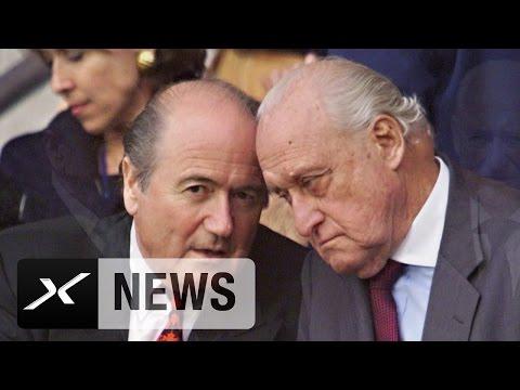 FIFA: Sepp Blatter-Ziehvater Joao Havelange verstorben | FIFA