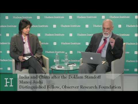 India and China after the Doklam Standoff