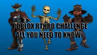 ROBLOX RThro Challenge (RoNews)