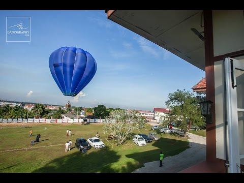 Desktop only: Hot Air Balloon @ [Bandar Masai Perdana] soft launch event, June 6 & 7, 2015