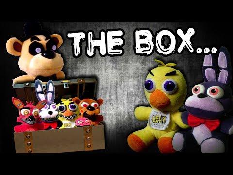 """Freddy Fazbear and Friends """"The Box"""""""