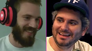 PewDiePie On The Death Of H3H3 By Gokanaru