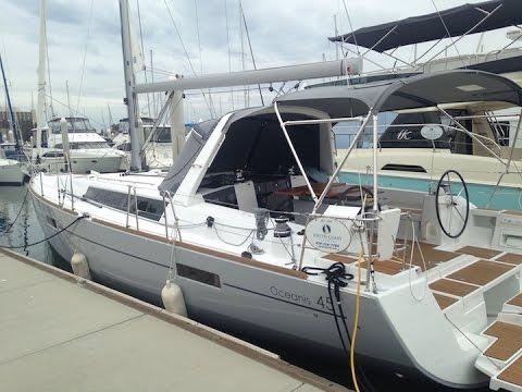 2015 Beneteau Oceanis 45 For Sale In San Diego Video Walkthrough