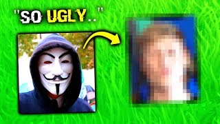 He Leaked My Face Reveal.. (Fortnite)