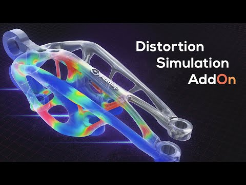 Distortion Simulation AddOn - Get a perfect part from a perfect idea