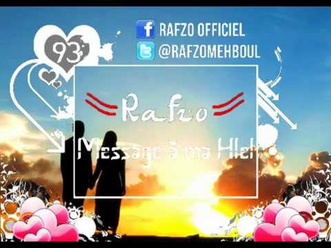 Rafzo - Message à ma Hlel