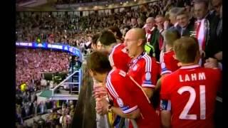 Боруссия vs Бавария 2013 Финал Лиги Чемпионов УЕФА 25 мая 2013 все голы и празднование Баварии(2013 Боруссия vs Бавария 25.05.2013 Финал Лиги Чемпионов УЕФА 25.05.13 25 мая 2013 все голы и празднование Баварии все..., 2013-05-26T17:07:55.000Z)