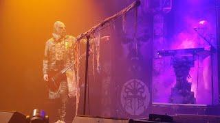 """Lordi - Guitar & Keyboard Solo (Jussi """"Amen"""" Sydänmaa & Hella) (2020 Berlin Germany)"""