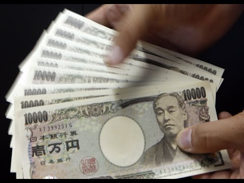 Quick Cash -  Money flows to you when you watch this  - Japanese Yen - 1080p