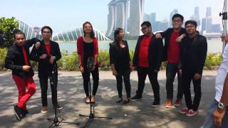 ITE That Acappella Group- moments of magic