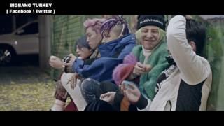 BIGBANG- Fxxt It MV Kamera Arkası Türkçe Altyazılı