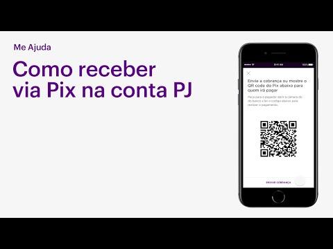 Como receber via Pix na conta PJ do Nubank? | Me Ajuda