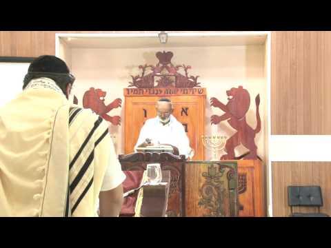 Shacharit Shabat/Parashat Vaera 28 de Janeiro  2017  -  TV Anussim Brasil ao vivo