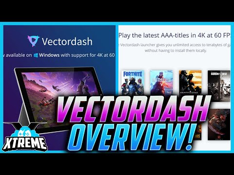 Vectordash Review - Cloud Gaming Service Overview with Gameplay and Benchmarks