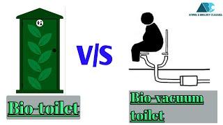 Bio toilet  amp  bio vacuum toilet
