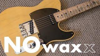 Classic Twang, NOwaxx Pickups, by Martin Hornauer