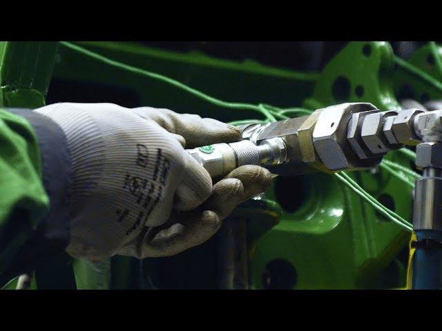 John Deere | Hy-Gard video – Hy-Gard som bas